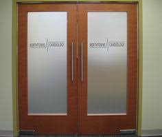 frosted glass office door. Buffalo Glass Works ~ Custom Etched And Stained Glass. Office Interior Doors Frosted Door R