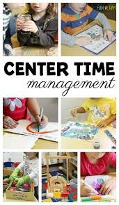 Center Time Management Tips For Early Childhood Educators