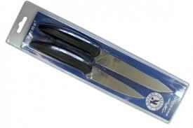 <b>Набор из 2 кухонных</b> ножей «Веста» Кизляр в блистерной ...