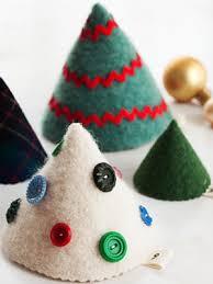 Christmas Crafts With Felt  SewandSoChristmas Felt Crafts