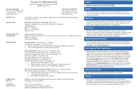 Types Of Skills For Resume Nursing Student Skills Resume Objective Icu Aide Objectives 73