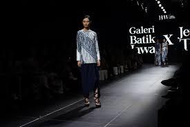 Batik Fashion Designers 12 Local Designers Participate In Batik Fashion Week Art