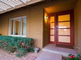 how to make a front door12 Exterior Doors That Make a Statement  HGTV