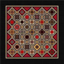Soldier's Waltz by Red Crinoline Quilts, PREMIUM Patterns, Make It ... & Soldier's Waltz by Red Crinoline Quilts Adamdwight.com