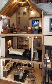 mini doll house furniture. best 25 miniature houses ideas on pinterest doll diy dollhouse and wood roof shingles mini house furniture