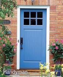 replacing a front doorHow to Replace an Exterior Door  Family Handyman