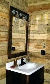 primitive bathroom lighting. Stunning Barn Style Lighting For Bathroom Awesome Primitive  Rustic Mirror Light Mason Jar Vanity Farmhouse Primitive Bathroom Lighting M