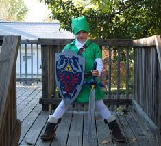 make your own link costume sc 1 st instructables