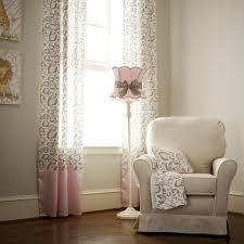 floor lamp nice lampshade long curtains
