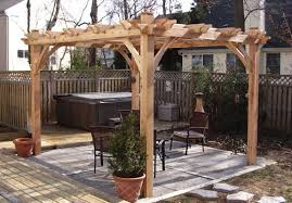 landscaping diy fun nick and jane pergola
