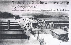 God Quote Cool If There Is A God Carved Into A Cell By A Jewish Prisoner In