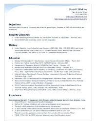 Security Officer Resume Impressive Security Officer Resume L Qualifications Socialumco