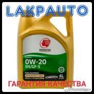 <b>Моторное масло Idemitsu Fully</b>-<b>Synthetic</b> SN/GF-5 0W20 4л ...
