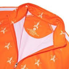Safety Orange Track Jacket