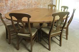 inch round dining table monterey pedestal lake mountain