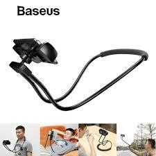 <b>Держатель</b> для телефона на шею <b>Baseus Necklace Lazy</b> Bracket ...