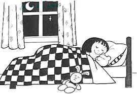 bed clipart black and white.  Clipart 28 Collection Of Go To Bed Clipart Black And White High Quality Inside  Going 15