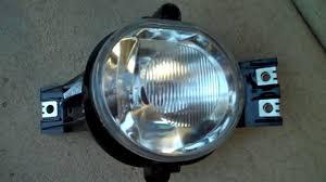 2007 Dodge Ram 2500 Fog Light Bulb Size Fog Lights Install 2006 Ram 2500 5 9 Cummins Diesel