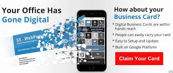 Digital Business Card Why Isnt Your Business Card Digital Build Your Promo Website