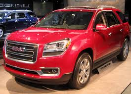 File:2013 GMC Acadia -- 2012 NYIAS.JPG - Wikimedia Commons