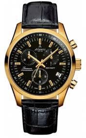 <b>65451.45.61 Atlantic</b> швейцарские мужские кварцевые <b>часы</b> ...