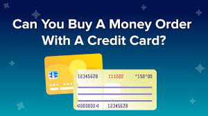 Can we buy money order with credit card. Can You Buy A Money Order With A Credit Card