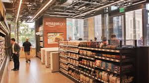 Amazon Go Store Design Amazon Planning To Open A Flagship Go Store In London