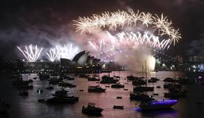 Sydney Extravaganza Kicks Off Global New Year S Eve Parties