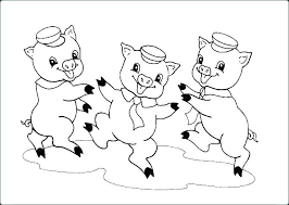 Coloring Pages Of Cute Baby Tigers Owls Dolphin Cut Sea Animals Farm