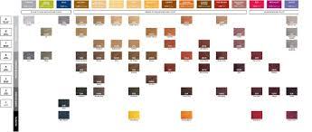 Redken Demi Color Chart Sbiroregon Org