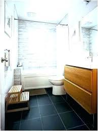 grey and brown bathroom dark gray decor bath rugs