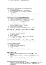 Cover Letter Microbiologist Medical Laboratory Technologist Resume ...