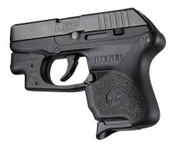 handall hybrid ruger lcp crimson trace on grip sleeve black