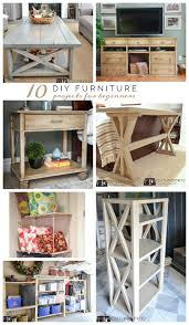 easy diy furniture projects. 10 DIY Furniture Projects For Beginners, Furniture, Beginner Builds, Easy Diy I