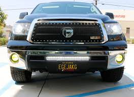2008 Tundra Grill With Light Bar