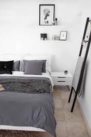 scandi home decor bedroom
