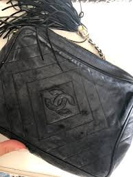 how to re vintage chanel bag