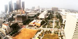 for a breezy view of beautiful downtown los angeles check out the observation deck at city hall you can check in with security at the 201 main street