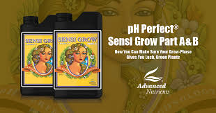 Ph Perfect Sensi Grow A B 2 Part Grow Base Nutrients