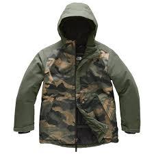 Boys Brayden Insulated Jacket