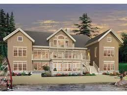 Amazing 7 Bedroom House Plans Dra 024 Fr Re Co Lg Gorgeous Eplans Craftsman Plan  The Mayfair