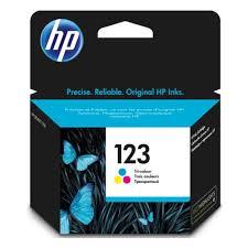 <b>Картридж HP F6V16AE</b> № <b>123</b> цветной — купить в интернет ...