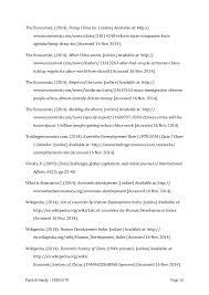 globalisation essay patrick hendy ‐ 28381670 page 14 15