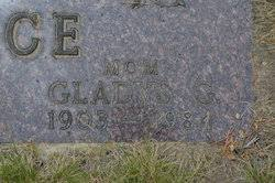 Gladys Gertrude Thayer Pierce (1902-1984) - Find A Grave Memorial