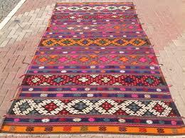 large kilim rug 138 x 70 5 kilim area rug kilim coffee tables discontinued pottery barn