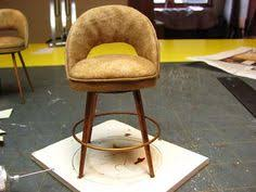 How to make miniature furniture Chair How To Make Inch Scale Bar Stool For Your Doll House Woodworking Fun Miniature Furniture Tutorials Pinterest 3016 Best Miniature Furniture Tutorials Images In 2019