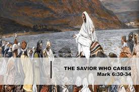 BreadCom Caloocan - Our Savior Who Saves Mark 6:30-34 | Facebook