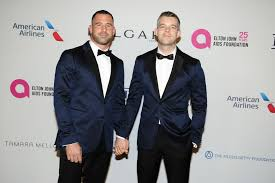 Being Human star Russell Tovey is officially engaged to his partner Steve  Brockman