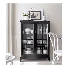 black cabinet with glass doors talentneeds com throughout storage cabinets designs 18