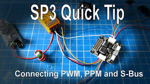 seriously pro f3 sp3 quick tip install and setup pwm cppm and seriously pro f3 sp3 quick tip install and setup pwm cppm and s bus radio receivers